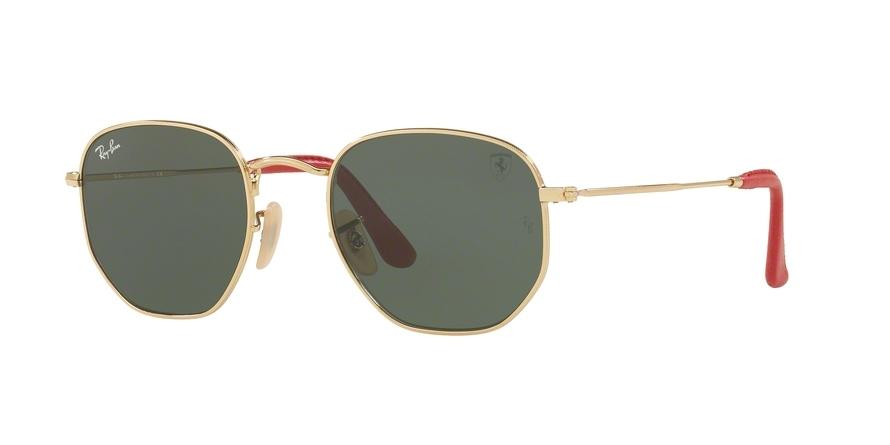 1c8bd2f2c90 Ray-Ban 0RB3548NM Hexagonal Scuderia Ferrari Sunglasses ...