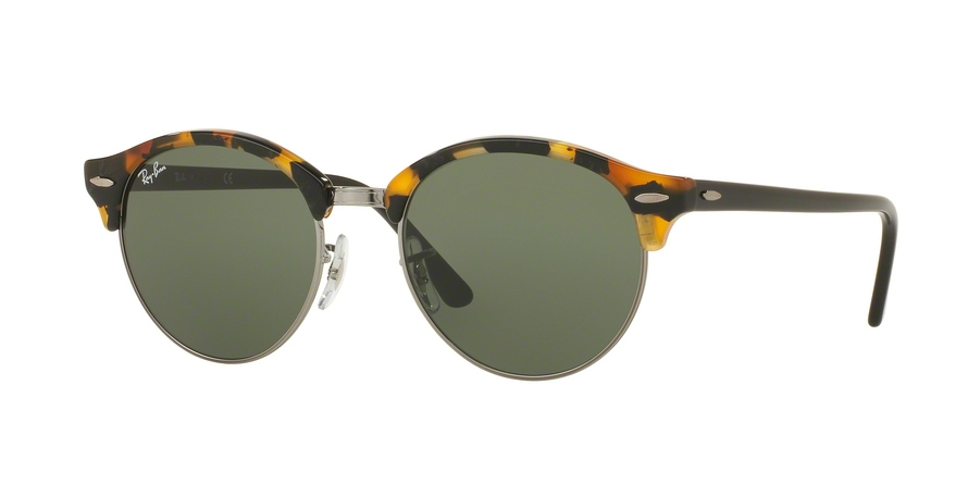 Ray-Ban 0RB4246 Clubround Sunglasses