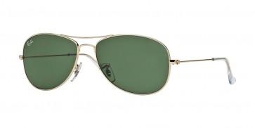 001 (gold) green lens
