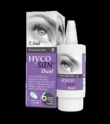 Hycosan Dual 7.5ml bottle