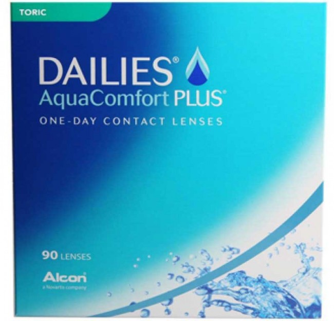 2bbd91af8421a Buy Focus Dailies Aquacomfort Plus Toric - 90 pack contact lenses ...