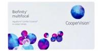Biofinity Multifocal 3 Pack
