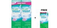 Optifree-puremoist 3 months supply