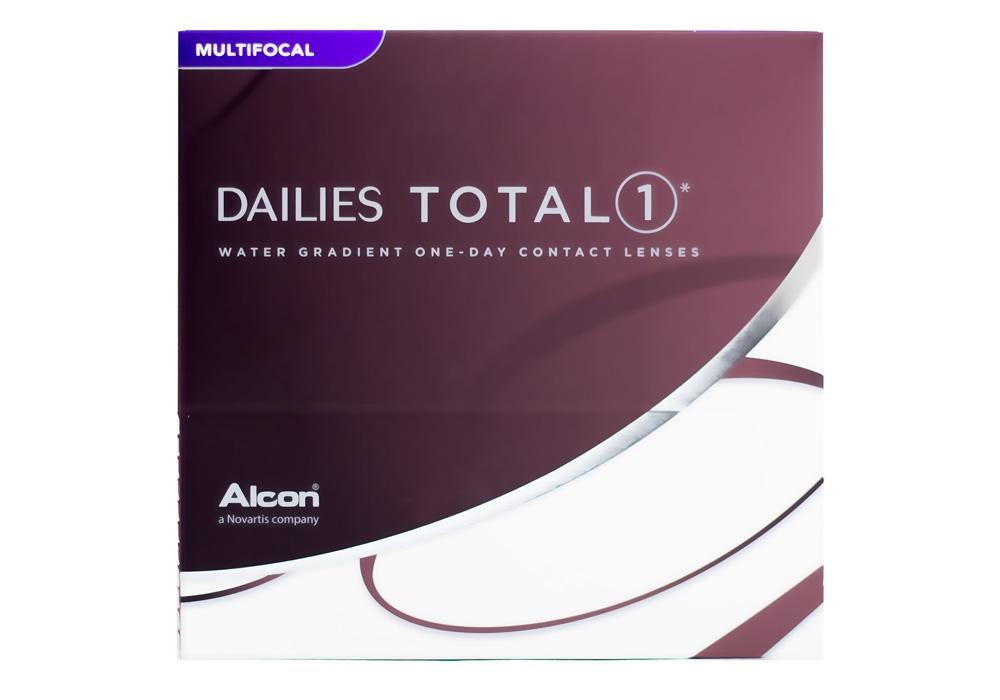 FOCUS DAILIES TOTAL 1 MULTIFOCAL - 90 pack