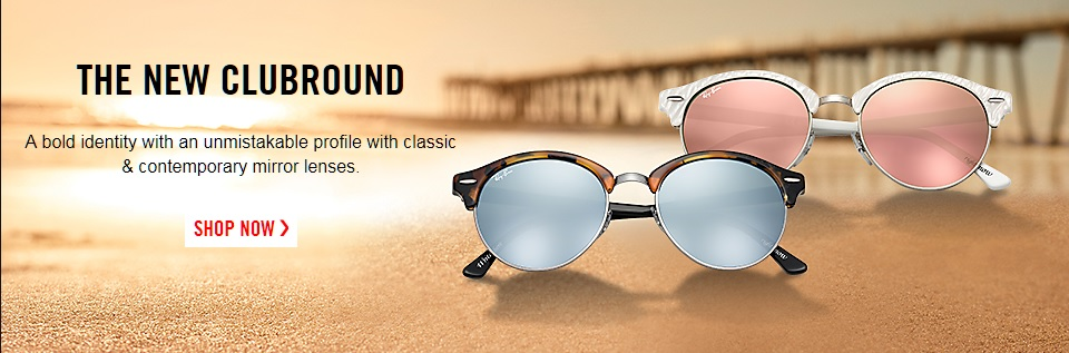 ray-ban clubmaster round