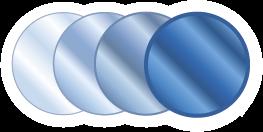blue style mirror