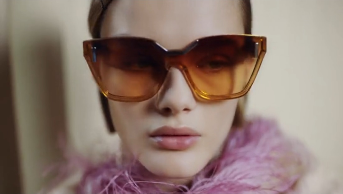 d6e327cb45 Posh Eyes Glasses and Contact Lenses Blog - Prada Futuristic Sunglasses