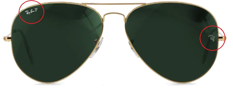 19759dc3d434 Posh Eyes Glasses and Contact Lenses Blog - Ray-Ban Logo now ...